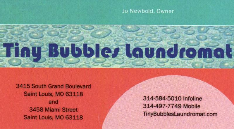 Tiny Bubbles Laundromat